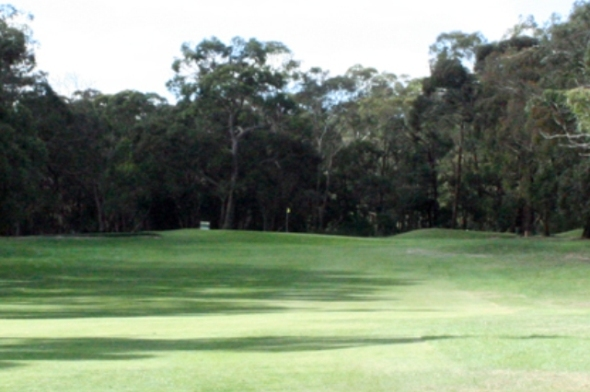 Kilmore GC 5th Green