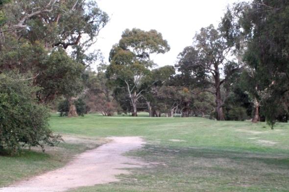 Kilmore Golf Club 7th Green