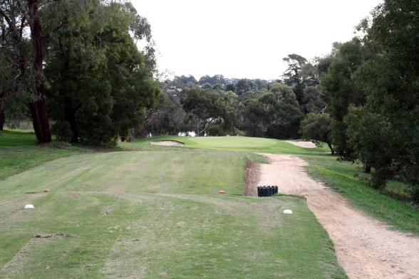 Kilmore Golf Club 10th Tee Shot