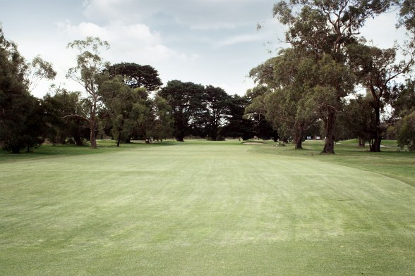 Kilmore Golf Club 11th Approach