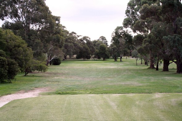Kilmore Golf Club 12th Tee Shot