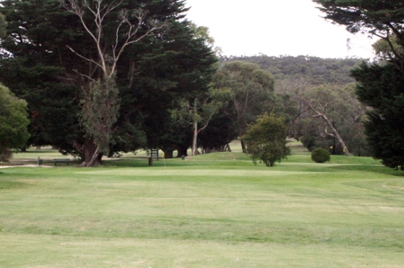 Kilmore Golf Club 13th Green