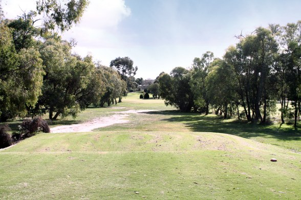 Kilmore Golf Club 15th Tee Shot