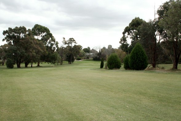 Kilmore Golf Club 15th Approach