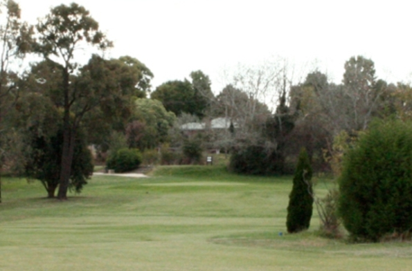 Kilmore Golf Club 15th Green