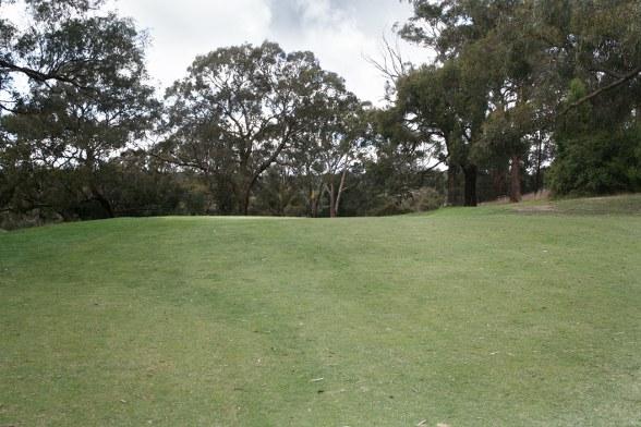 Kilmore Golf Club 18th Approach